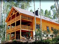 Mountain Retreat w 8 bed Lodge + 3 cabins pavilion lake