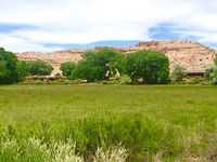 Spectacular 22 Acre Ranch Perched Above Chama River In The Heart Of Abiqui