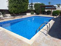 Agios Georgios villa with pool