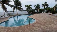 Boca Ciega Resort Marina - Watch dolphins from your balcony