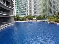 Fully Furnished 2Br Penthouse Condo At Azure Residential Resorts