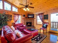 2 Bedroom 2 Bath Cabin Sleeps 0
