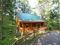 2 Bedroom 2 Bath Cabin Sleeps 6