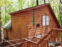 2 Bedroom 2 Bath Cabin Sleeps 6