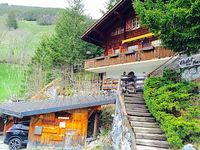 Cottage with stunning views in Gruyere 1 hour from Bern Lausanne Interlaken