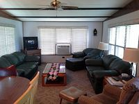 Family Friendly Cottage in River of Lakes Resort Bagley WI