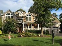 Sophisticated Canal-Front Home with Pool - Walk to Rehoboth