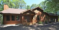 Secluded home with 4 bedrooms and 3 baths
