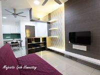 Apartment in Ipoh 2 bedrooms 2 bathrooms sleeps 6