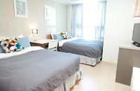 Apartment in Seoul 1 bedroom 1 bathroom sleeps 4