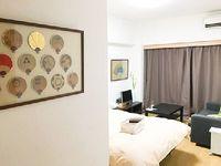 Apartment in Kyoto 1 bedroom 1 bathroom sleeps 2
