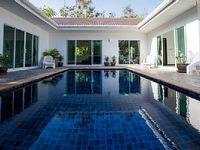 Villa in Tambon Chalong 4 bedrooms 3 bathrooms sleeps 8