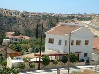 Villa in Pissouri 2 minutes walk from village square