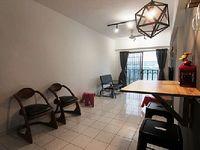 Apartment in Kuala Lumpur 3 bedrooms 2 bathrooms sleeps 5