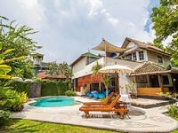 Villa in Seminyak 8 bedrooms 6 bathrooms sleeps 16