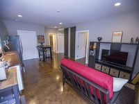 Private living suite in a newly Green built modern home in the heart of West AVL
