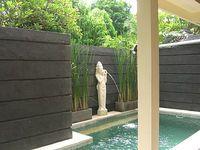 SEMINYAK 2-BR private pool villa central location