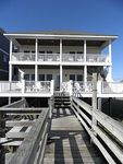 Spacious Oceanfront Duplex with Private Walkway to Beach Strand