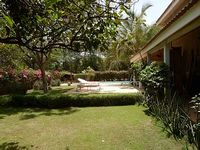Contemporary villa private pool 4 air-conditioned bedrooms with bathroom