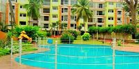 Apartment in Candolim 4 bedrooms 4 bathrooms sleeps 12