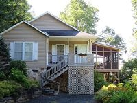 Tranquility Is The Name Here In This 3 Bedroom 2 Bath Home In The Mtns