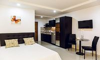 Apartment in Muang Pattaya 1 bedroom 1 bathroom sleeps 3