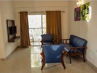 Apartment in Lonavala 2 bedrooms 2 bathrooms sleeps 4