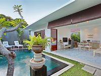 Villa in Seminyak 1 bedroom 1 bathroom sleeps 2