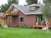 2 Story House-Missouri River