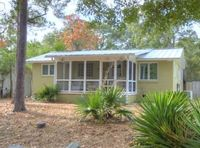 Perfect Couple or Small family Beach Getaway -2 Bdrm-1 Bath Home Offers Privacy