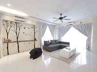Apartment in Gelugor 3 bedrooms 3 5 bathrooms sleeps 9