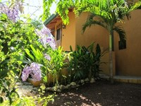 3 MINUTE WALK TO PLAYA GUIONES NOSARA COSTA RICA -CASA OLAJE-