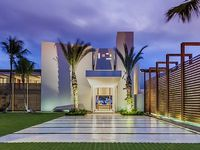 Three-Story Oceanfront Estate in Casa de Campo
