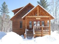 Heavenly 3BR Black Hills Cabin - Newly Built w Private Hot Tub Lovely Setting