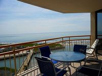 Corner Unit-The Flamingo Palace-All New Updated King Queen 2 Balconies
