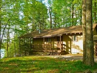 Charming Northwoods Cabin on Wildcat Lake Very Private