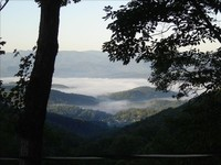 Lookout Mountain Cabin Spectacular Views