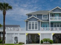 Most Beautiful Edisto 2nd Row Home with Breathtaking Views