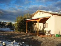 Charming Western Guest House in Placitas Peaceful Yet Close