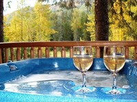 Girdwood - Alyeska Nightly Vacation Condo Rental with Hot Tub