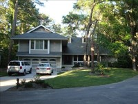 Palmetto Dunes 5 Bedroom Home Near Ocean with Oversize Pool