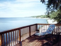 Panorama Waterfront Guest House North of Sturgeon Bay