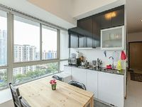 Apartment in Singapore 2 bedrooms 1 bathroom sleeps 5