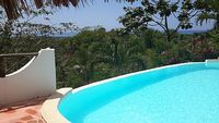 Villa Mariquita exceptional views of the countryside and the ocean