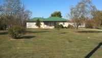 Cabin on 38 Acres of Lake Property on Lake Eufaula