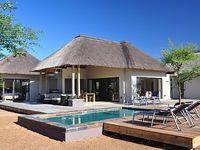 Luxury villa in a private game reserve near Kruger and the Panorama Route