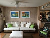 Beautiful 3BR 2BA condo on west end-recently redecorated