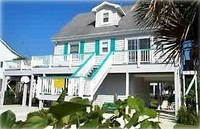 4 Bedroom 2 Bath Cottage - 350 Feet to Sandy Beach