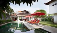 Villa in Legian 3 bedrooms 3 bathrooms sleeps 6