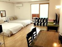 Apartment in Seoul 1 bedroom 1 bathroom sleeps 6